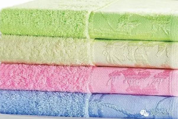 美浴生活:论一条毛巾的自我修养!