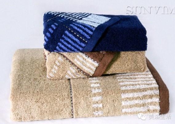 美浴生活:毛巾好不好一泡一烧就知道