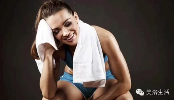 美浴生活:一条毛巾也可以用来健身?