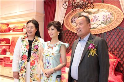 坚持的力量――博洋家纺山西运城代理乔俊霞