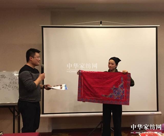 凯盛家纺2017春夏新品全国巡回培训会,第一站于椒江正式拉开帷幕!