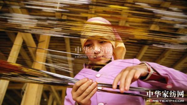 中国传统蚕桑丝织技艺