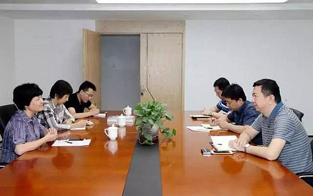 中国家纺协会与中国缝制机械协会共话行业发展