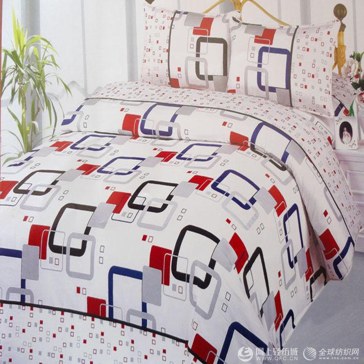 家纺四件套中平纹和斜纹的区别