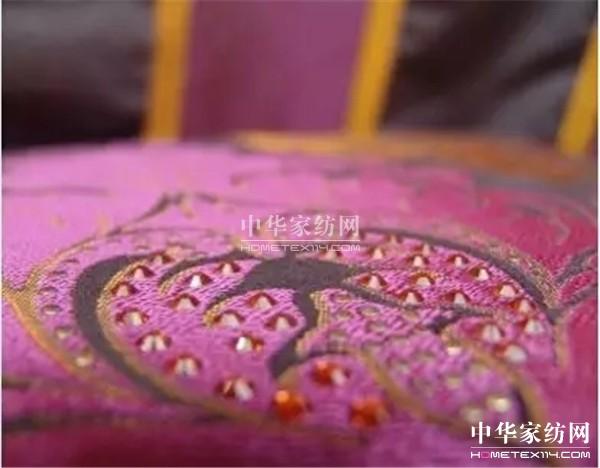 这个夏天的intertextile上海家纺展,他们来了……