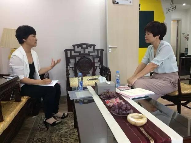 中国家纺协会到访深圳只为了这件事:物物相联!
