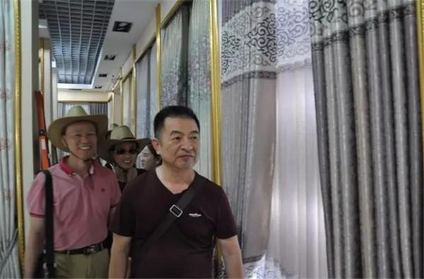 """余杭家纺沿着""""一带一路""""走进新疆之霍尔果斯站"""