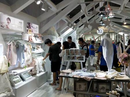 家纺领导者梦洁宝贝亮相第17届CBME中国孕婴童展