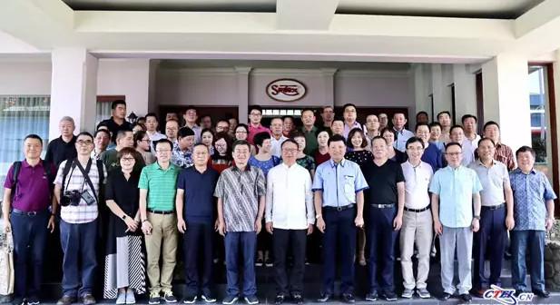 孙瑞哲率团考察印尼当地企业,展望国际合作共赢之路