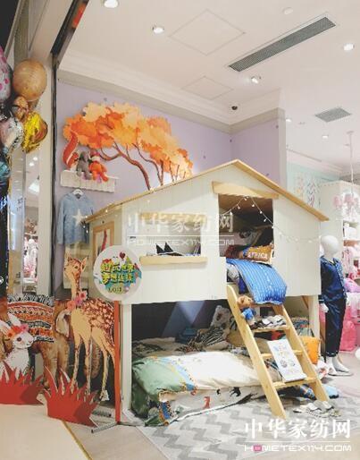 罗莱儿童上海万象城旗舰店9月23日开业全纪录