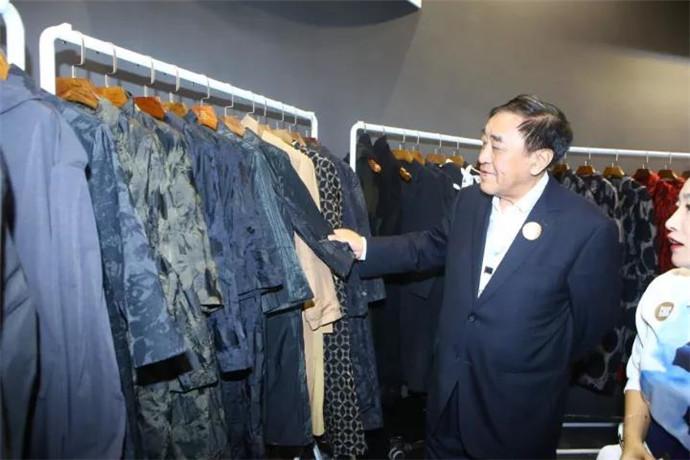 """彰显纺织大国风范,中纺联""""秋季联展""""开幕"""