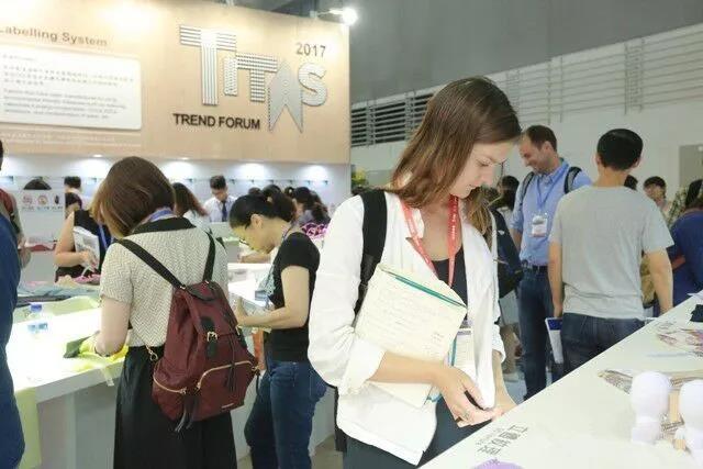 2017年台北纺织展收官,高科技创新纺织品备受青睐,智能纺织吸引媒体聚焦