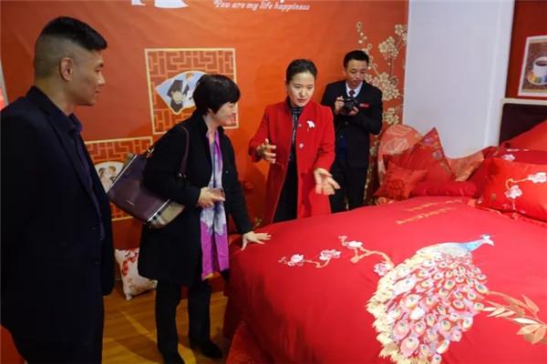 追求美好生活家纺在行动――中国家纺协会赴安徽调研(上)