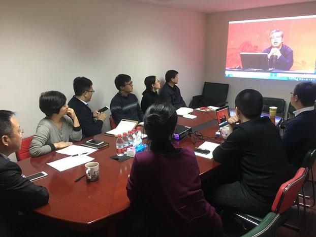 中国家纺协会党支部正式成立