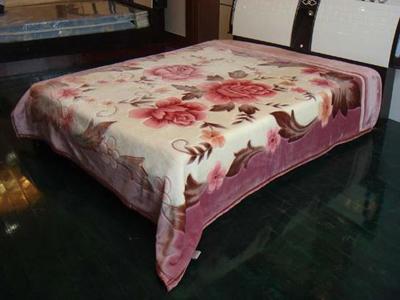 红豆家纺红豆毛毯产品图片展示