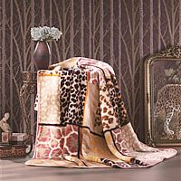 尚玛可家纺SQ130佩里格单层满穿毯产品图片展示