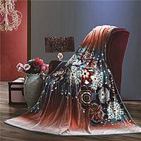 尚玛可家纺SQ133光影尼斯法兰绒毯产品图片展示