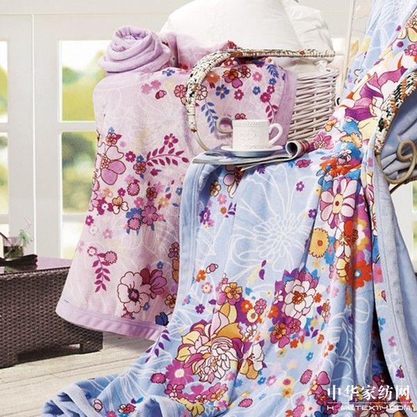 家居用品系列-毛毯1