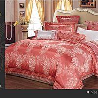 上喜家纺T561-红袖添香(砖红色)产品图片展示