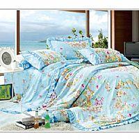 上喜家纺贝拉 蓝产品图片展示