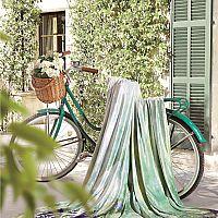 博洋家纺底花园多用凉绒夏被产品图片展示