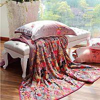 凯盛家纺艾丽雅之恋珊瑚绒毯-产品图片展示