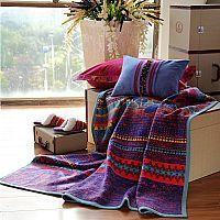 凯盛家纺保罗棉毯产品图片展示