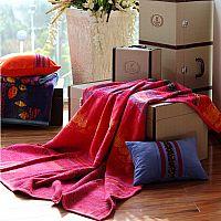 凯盛家纺保罗棉毯-产品图片展示