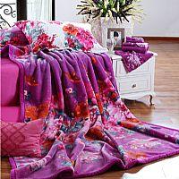 凯盛家纺米兰风情云毯产品图片展示