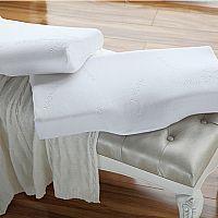 凯盛家纺亲水记忆棉护颈枕产品图片展示