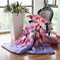 凯盛家纺天丝暖芯被-产品图片展示