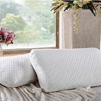 凯盛家纺羽丝绒定型枕产品图片展示