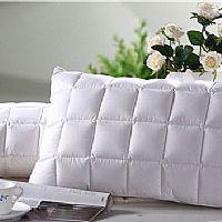 伊人岛家纺羽绒枕产品图片展示