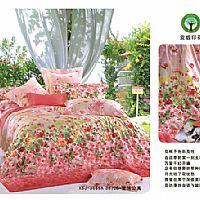 杉杉家纺3869A 3870B爱情公寓2(印)产品图片展示