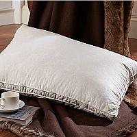 宜庭家纺弗雷斯诺鹅绒枕产品图片展示