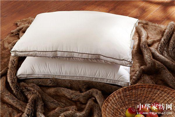 加迪纳鹅绒枕