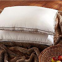 宜庭家纺加迪纳鹅绒枕产品图片展示
