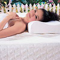 波形乳胶枕