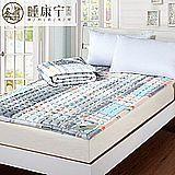睡康宁家纺学生床垫产品图片展示