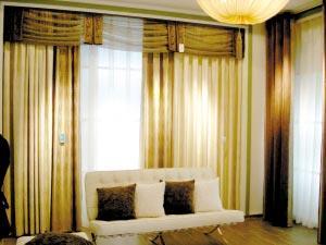 2007年窗帘流行的五大风格