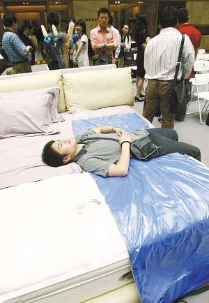 床垫适合自己的才是最好的