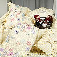 艾莱依家纺床上用品产品图片展示