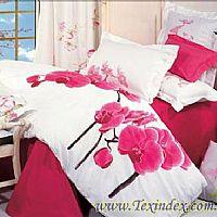 堂皇家纺粉红情缘产品图片展示