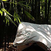 艾莱依家纺竹炭纤维春秋被产品图片展示