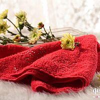 艾莱依家纺婚庆卫浴件套产品图片展示