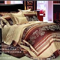 盛宇家纺圣菲雅 SBY25005-9卡其产品图片展示