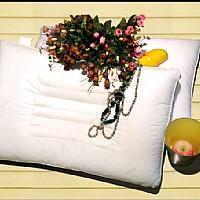 盛宇家纺防螨抗菌牛奶纤维养颜枕芯产品图片展示