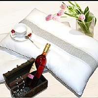 盛宇家纺远红外磁疗枕芯 ZBS902 B1产品图片展示