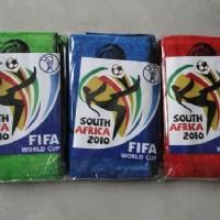 世界杯广告沙滩巾