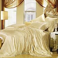 美罗家纺美罗家纺 林心如代言 套件 金色诱惑产品图片展示